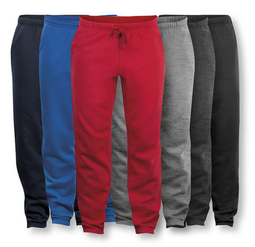Clique Basic Pants Junior lasten collegehousut 021027