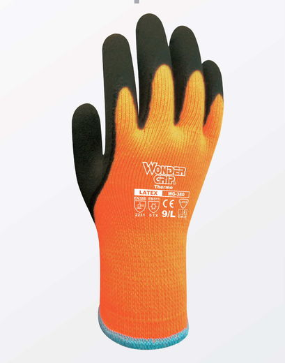 WONDER GRIP WG-380 Thermo työkäsine