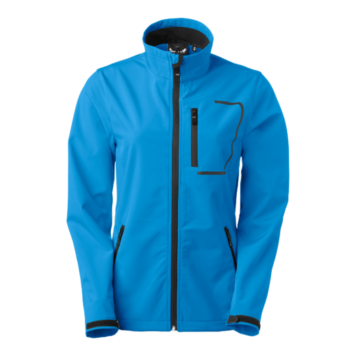 South West Victoria naisten softshell 621